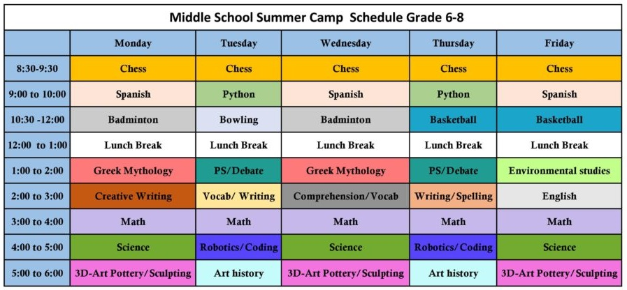 Middle-School-6-8-Summer-Camp